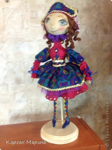Это мои первые работы выполненные когда я познакомилась с миром кукол. фото 2