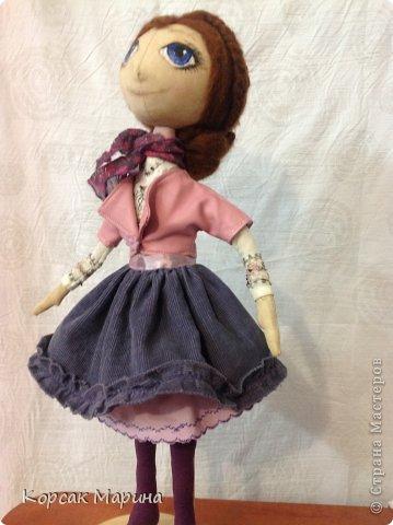 Это мои первые работы выполненные когда я познакомилась с миром кукол. фото 4