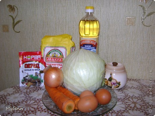 Кулинария Мастер-класс Рецепт кулинарный Капустные трубочки МК  фото 2
