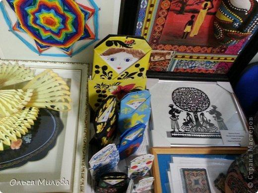 Всем привет!!! Сегодня День страны Мастеров на III Международной специализированной выставке-продаже бумажного творчества «БУМПРОМ»! Поздравляю всех участников и болельщиков с таким знаменательным событием!!! Приглашаю посмотреть фото, почувствовать атмосферу встречи наших мастериц! фото 5