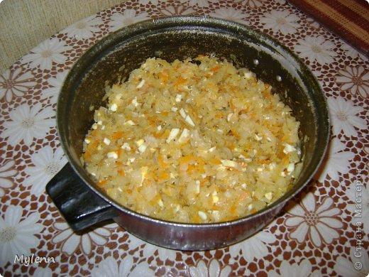 Доброго времени суток,дорогие Мастера и Мастерицы:) Предлагаю вам приготовить необыкновенно лёгкое в исполнении и очень вкусное блюдо-капустные трубочки. фото 10