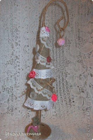 Ну вот и мои первые елочки-сестрички подоспели)))  фото 8