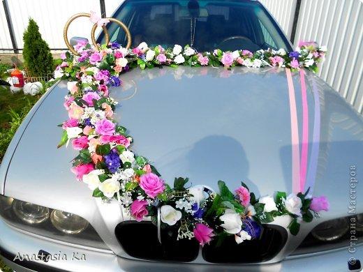 Мои свадебные хлопоты. О розовом цвете даже и речи не шло. Да вообще не было никакого решения по поводу цвета, как то само собой получилось, что везде присутствовал розовый :) фото 2