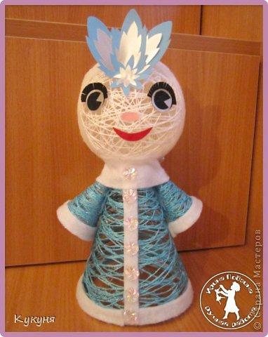 Снегурочка для детского сада. фото 1