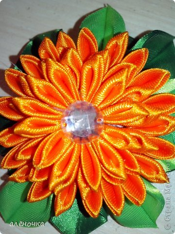 цветочек многослойка фото 2