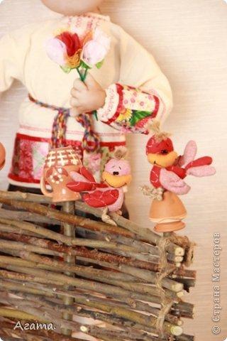 У плетня... фото 6