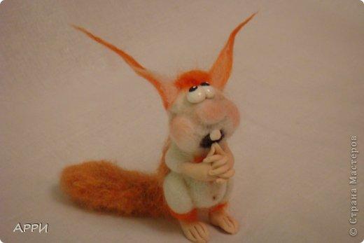 Оппа...чудо-чудное --- воскликнул Вован держа за шкирку рыжее,орущее существо!Будет любимой... воротник фото 2