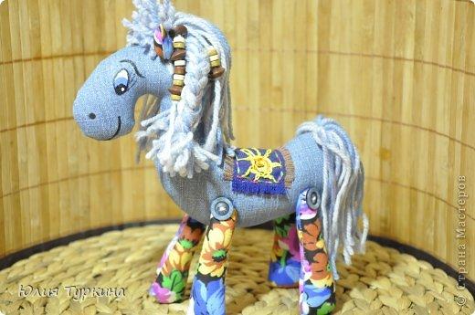 Лошадка Виолетта- символ 2014 года фото 2