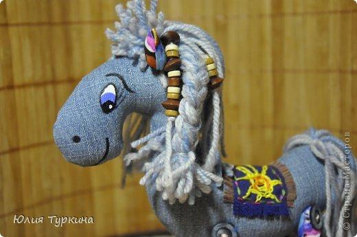 Лошадка Виолетта- символ 2014 года фото 1
