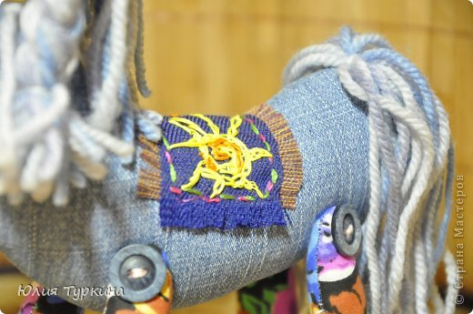 Лошадка Виолетта- символ 2014 года фото 4