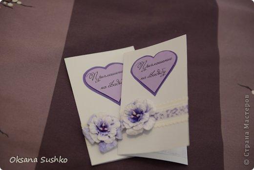 Приглашение на свадьбу фото 1
