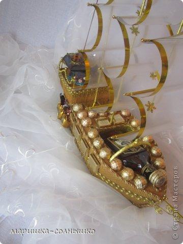 золотой кораблик фото 3