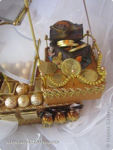 золотой кораблик фото 4
