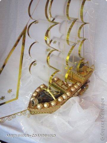 золотой кораблик фото 5