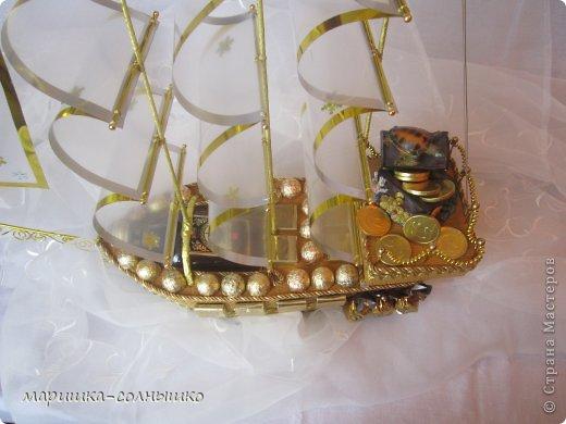 золотой кораблик фото 7