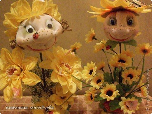 Вот такие 2 солнечные девчушки у меня появились))))) фото 1