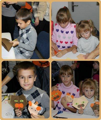 Доброго времени суток! Уже много хороших репортажей с выставки Бумпром представлены вашему вниманию, и мы там были 19 октября, с подругой и детьми. Этот день был объявлен днем Страны Мастеров, с грандиозным арт-проектом Древо творчества. фото 18