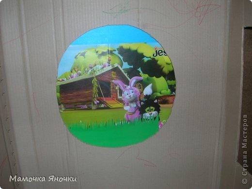Здравствуйте! Вашему вниманию представляю игровой комплекс, сделанный из старого трехстворчатого шкафа) фото 14