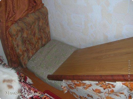 Здравствуйте! Вашему вниманию представляю игровой комплекс, сделанный из старого трехстворчатого шкафа) фото 15