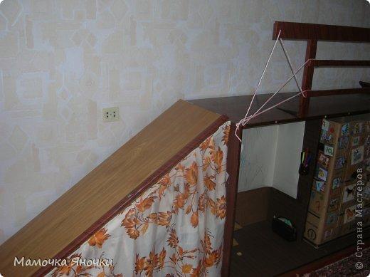 Здравствуйте! Вашему вниманию представляю игровой комплекс, сделанный из старого трехстворчатого шкафа) фото 4