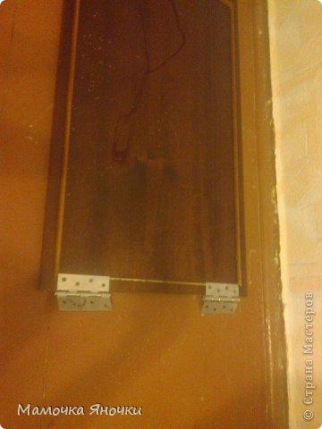 Здравствуйте! Вашему вниманию представляю игровой комплекс, сделанный из старого трехстворчатого шкафа) фото 3