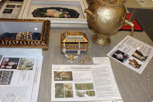 Доброго времени суток! Уже много хороших репортажей с выставки Бумпром представлены вашему вниманию, и мы там были 19 октября, с подругой и детьми. Этот день был объявлен днем Страны Мастеров, с грандиозным арт-проектом Древо творчества. фото 9