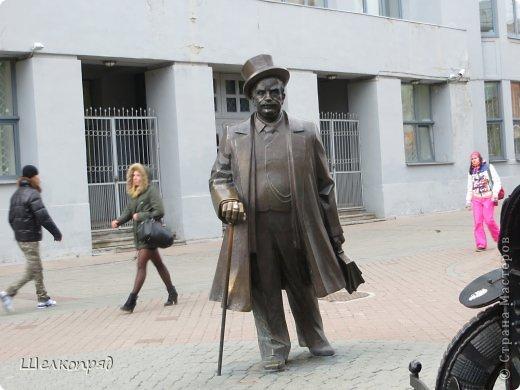 """""""Если вы не бывали в Свердловске,  Приглашаем вас в гости и ждём..."""" Помните, была такая старая песенка? А я очень давно не была в этом городе. Вот и выбралась наконец. Приглашаю и вас прогуляться со мной. Очень красивый цирк в Екатеринбурге. Необычная архитектура. фото 46"""