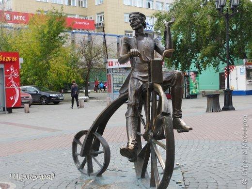 """""""Если вы не бывали в Свердловске,  Приглашаем вас в гости и ждём..."""" Помните, была такая старая песенка? А я очень давно не была в этом городе. Вот и выбралась наконец. Приглашаю и вас прогуляться со мной. Очень красивый цирк в Екатеринбурге. Необычная архитектура. фото 56"""
