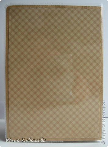 Это снова я. Хочу показать вам сегодня еще обложки на паспорт, которые сделала на днях. Первая. фото 8