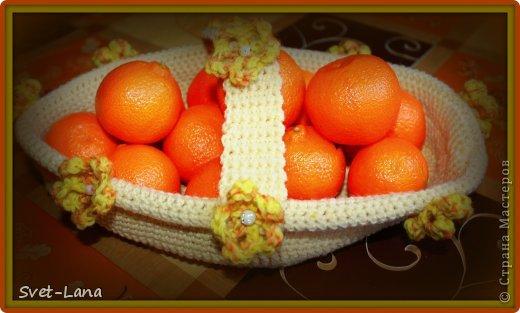 Корзинка для фруктов/конфет