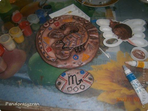 Вот такого скорпиона я сделала подруге на день рождения! фото 11