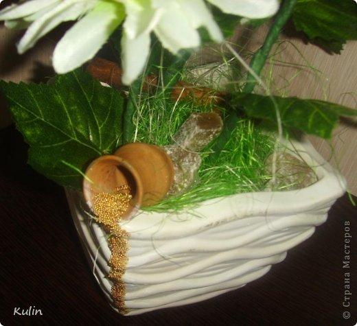 вот такие кофейные цветочки сложились... фото 3