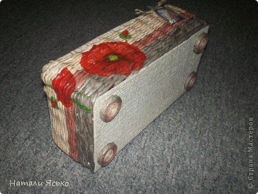 Шкатулка и коробочка для специй. фото 4