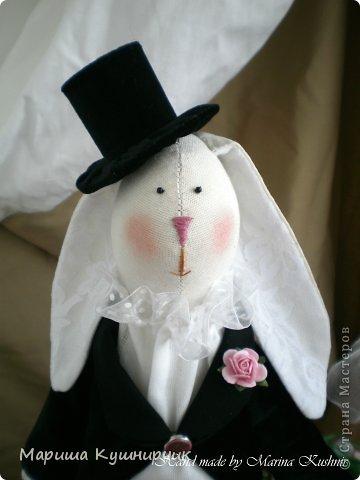 Вот такие у меня жених и невеста) фото 9