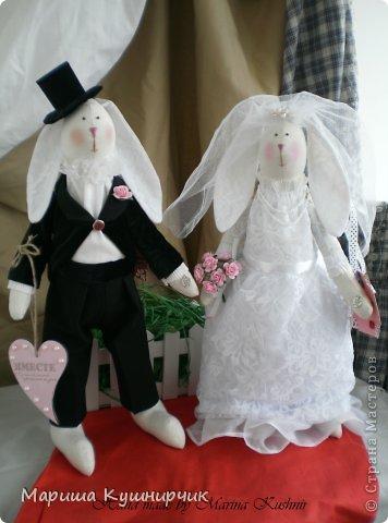 Вот такие у меня жених и невеста) фото 11