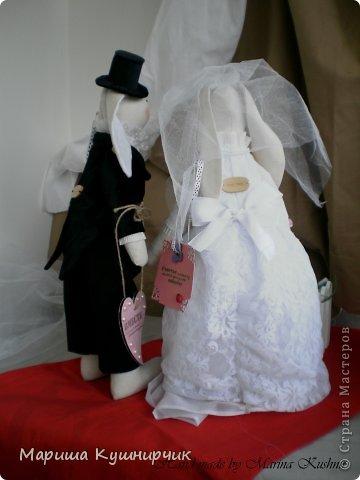 Вот такие у меня жених и невеста) фото 14