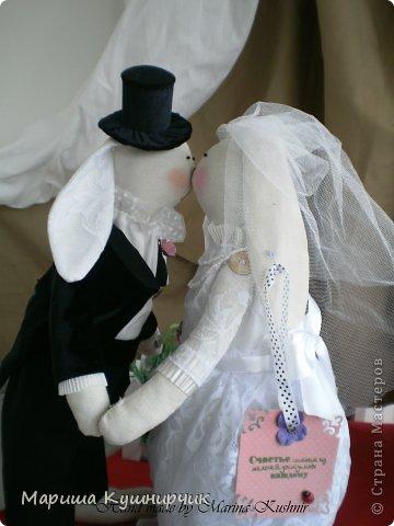 Вот такие у меня жених и невеста) фото 16
