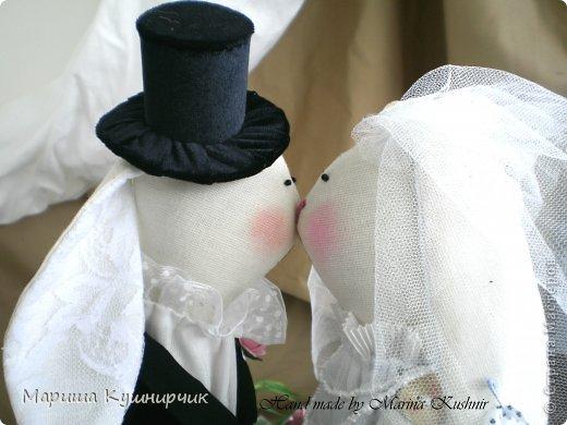Вот такие у меня жених и невеста) фото 17