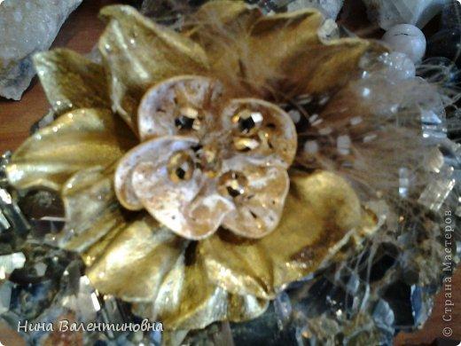 цветок Золотой. кожа фото 2