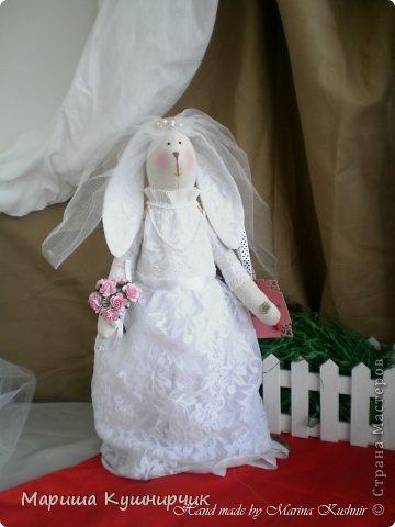 Вот такие у меня жених и невеста) фото 2