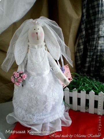 Вот такие у меня жених и невеста) фото 3