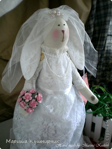 Вот такие у меня жених и невеста) фото 4