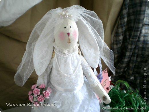 Вот такие у меня жених и невеста) фото 5