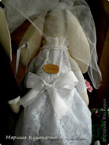 Вот такие у меня жених и невеста) фото 6