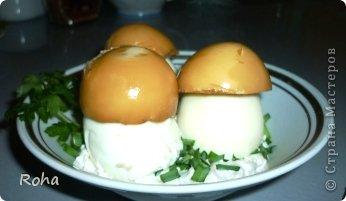 Мастер-класс День рождения Рецепт кулинарный грибки на поляне Продукты пищевые фото 1