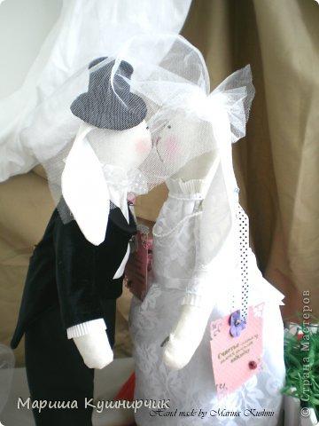 Вот такие у меня жених и невеста) фото 8