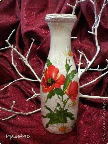 Из бутылок в вазочки. фото 4