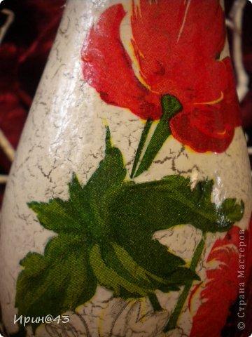 Из бутылок в вазочки. фото 5