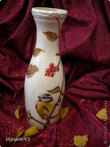 Из бутылок в вазочки. фото 8