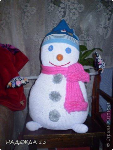 снеговик - почтовик фото 2